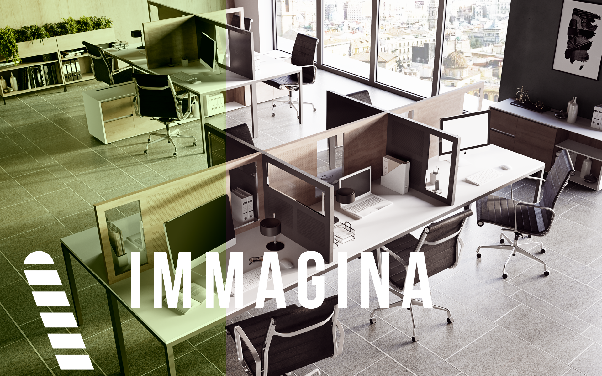 immagina render fotorealistici witrade communication